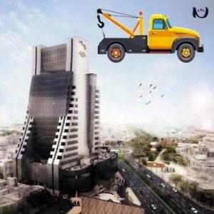 امداد خودرو تهران قزوین