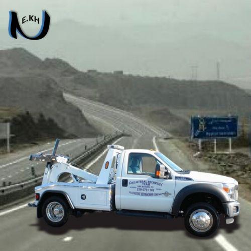 امداد خودرو تهران به قم