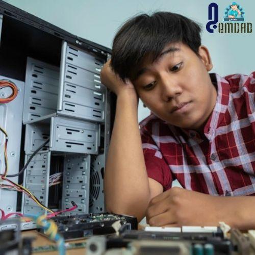 تعمیرکار کامپیوتر