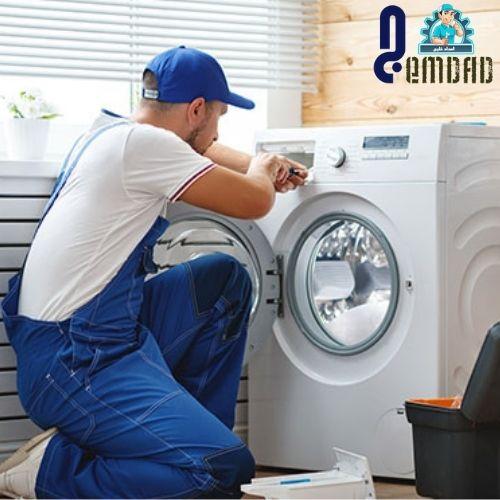 تعمیرکار ماشین لباسشویی